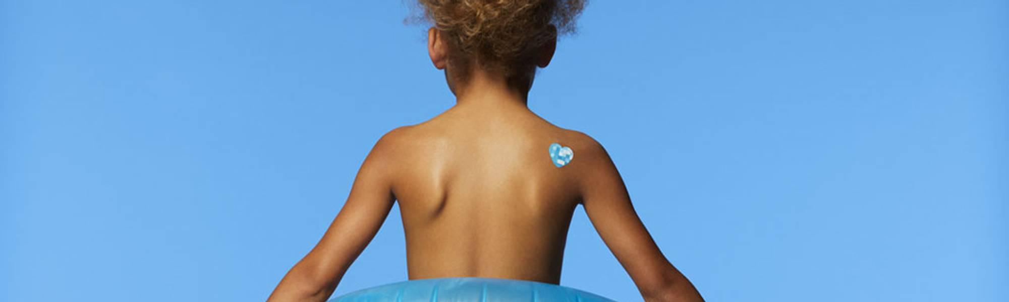 Larocheposay ArticlePage Sun Solcreme til børn Sådan beskytter du dine børn