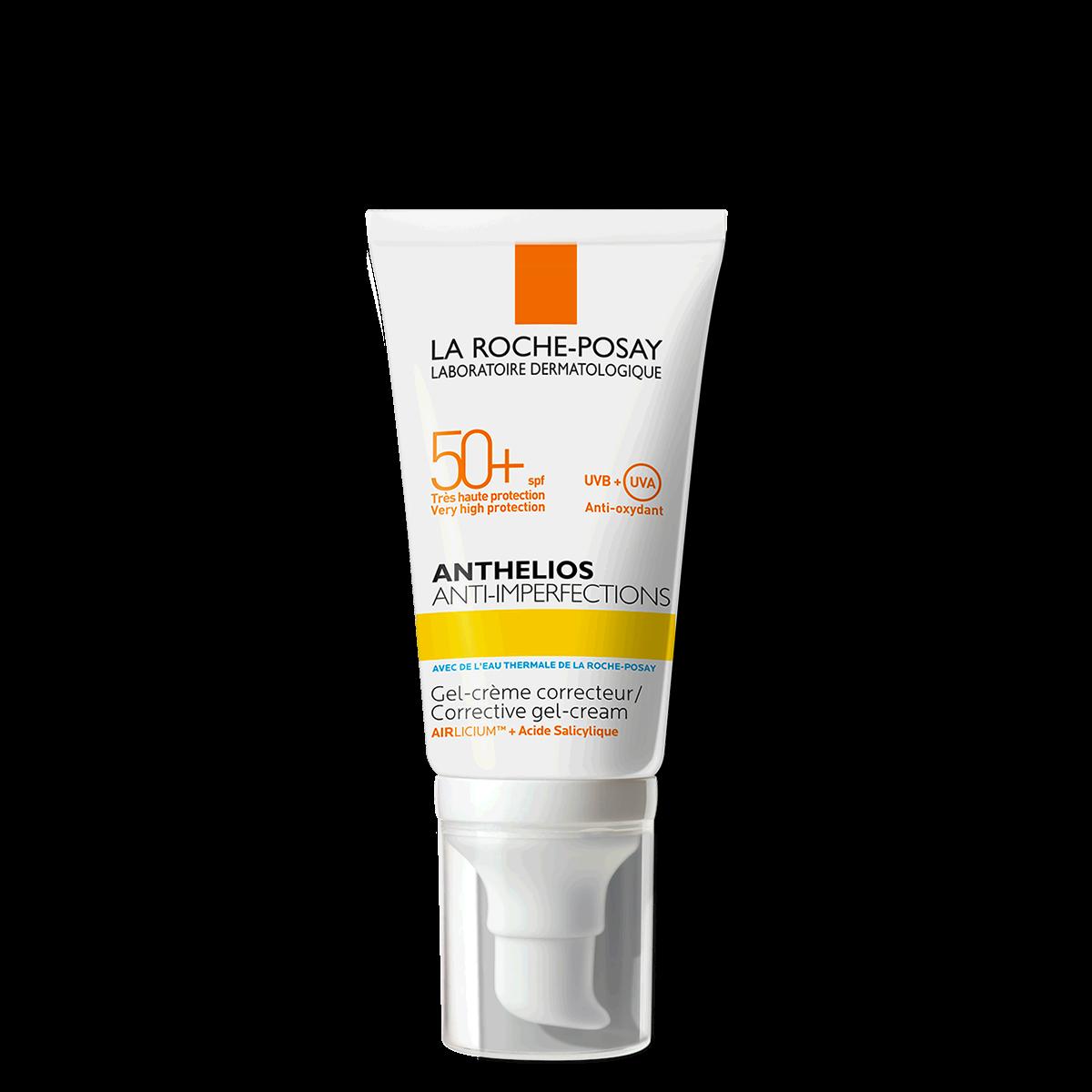 La Roche Posay ProduktSide Sol Anthelios Anti urenhederSpf50 75ml