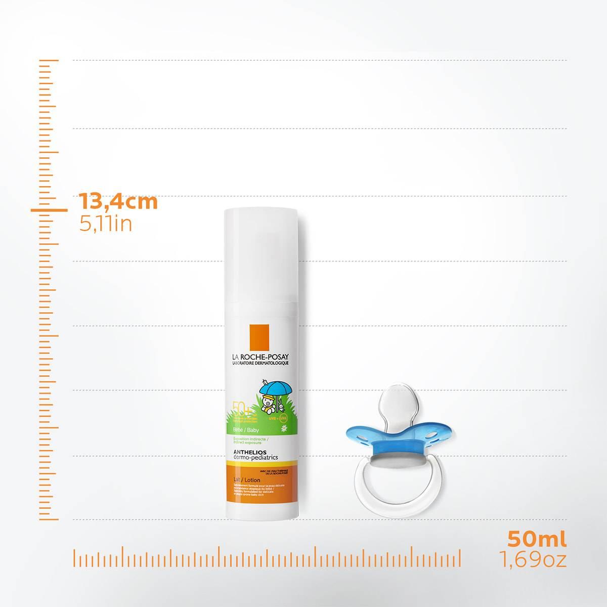 La Roche Posay ProduktSide Sol Anthelios Dermo Pædiatri Spf50 50ml 3