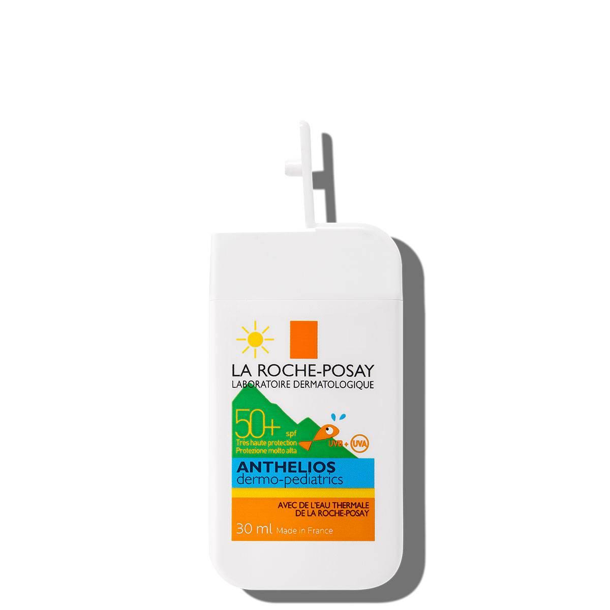 La Roche Posay ProduktSide Sol Anthelios Lomme Dermo Pædiatri Lotio