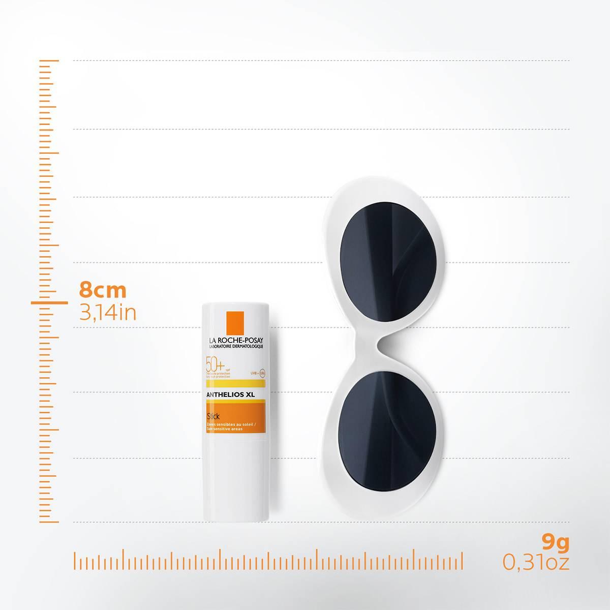 La Roche Posay ProduktSide Sol Anthelios XL Stick Sensitiv Område Spf50