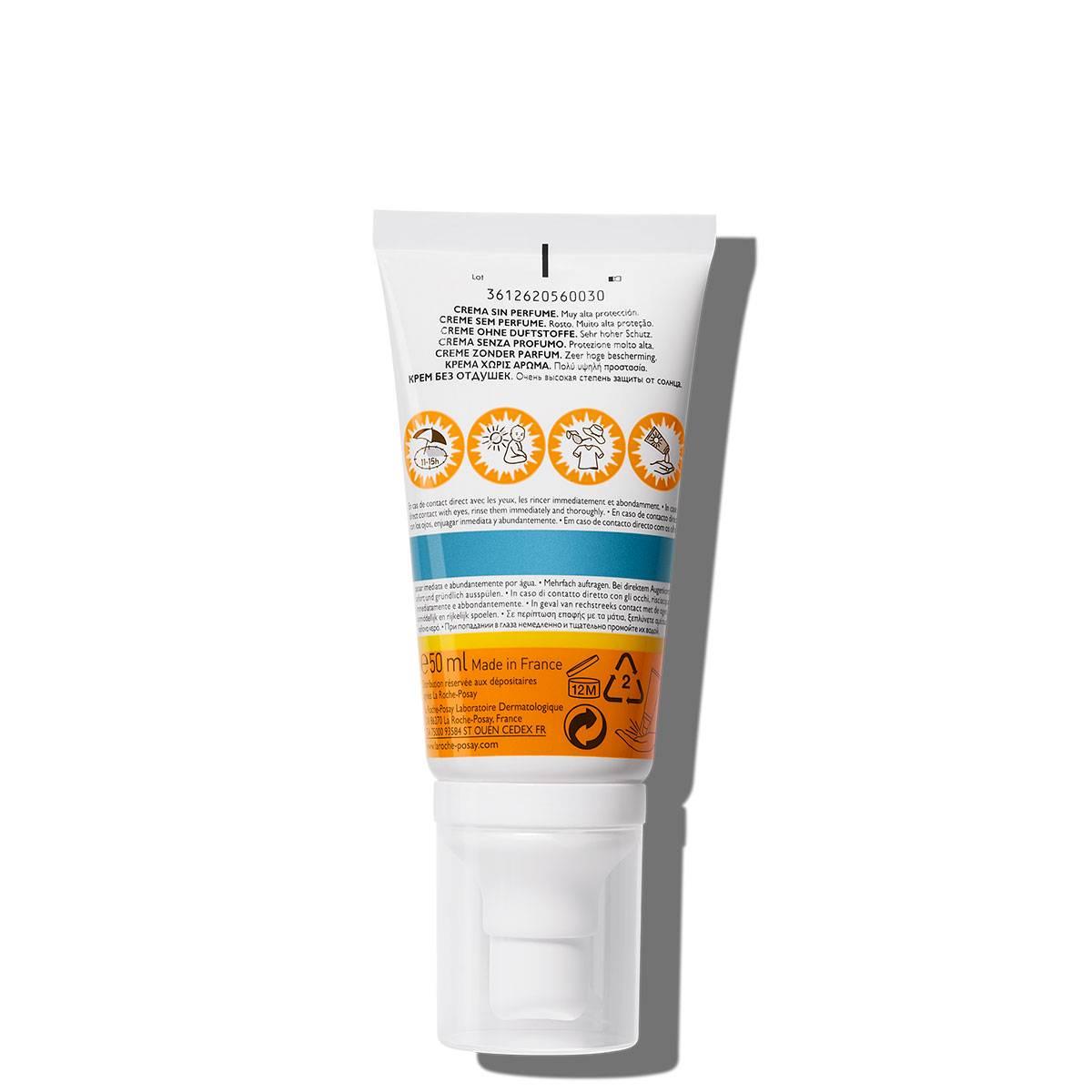 La Roche Posay ProduktSide Sol Anthelios Ultra Ansigt Spf50 50ml Fragran