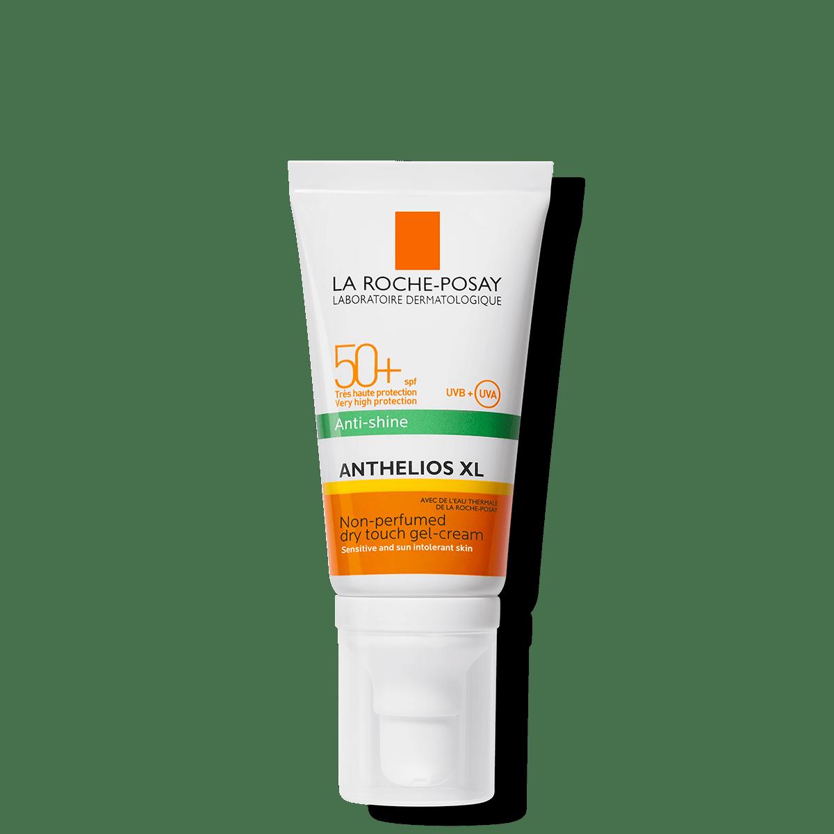 La Roche Posay ProduktSide Sol Anthelios XL Tørrer hurtigt Gelcreme Spf50