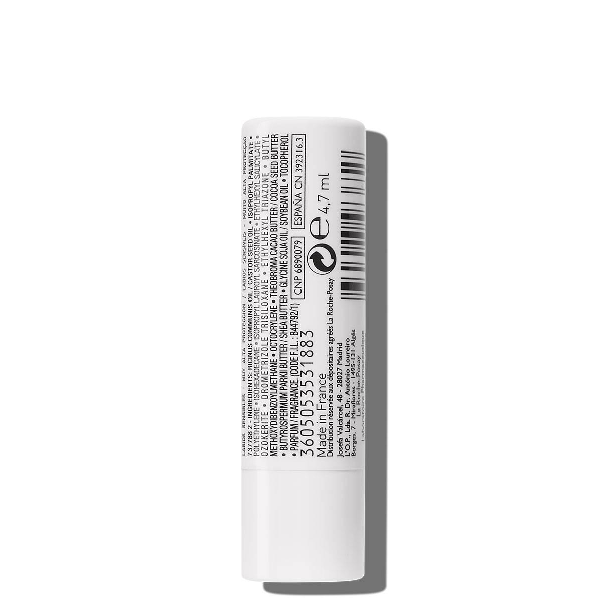 La Roche Posay ProduktSide Sol Anthelios XL Læbestift Spf50 Sensitiv