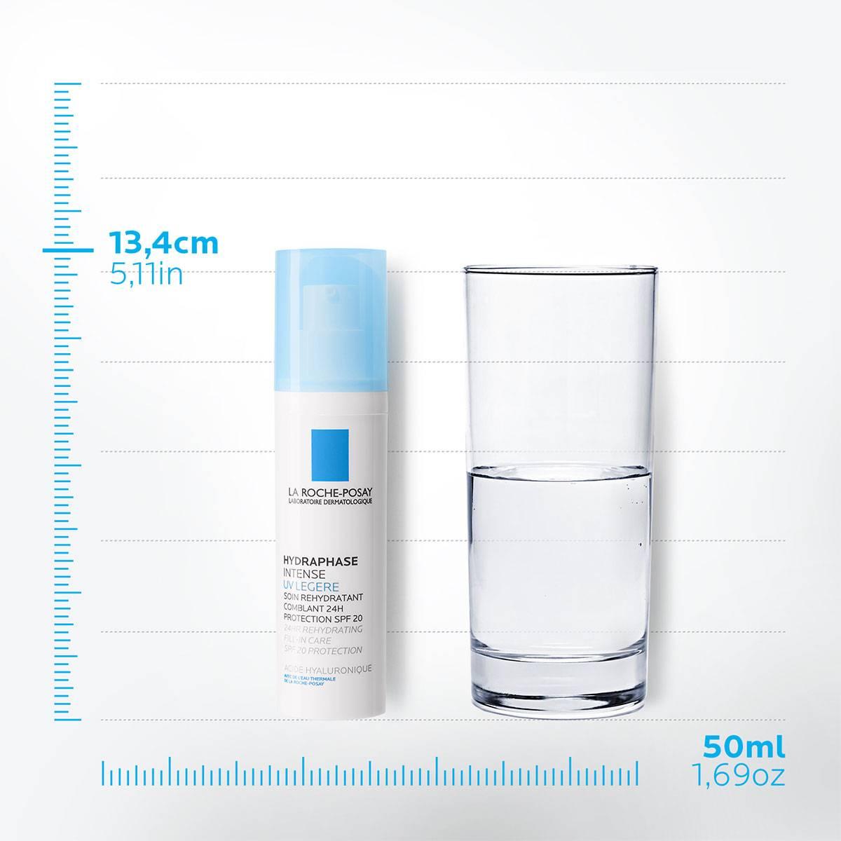 La Roche Posay ProduktSide Hydraphase UV Intens Let Spf20 50ml 3337