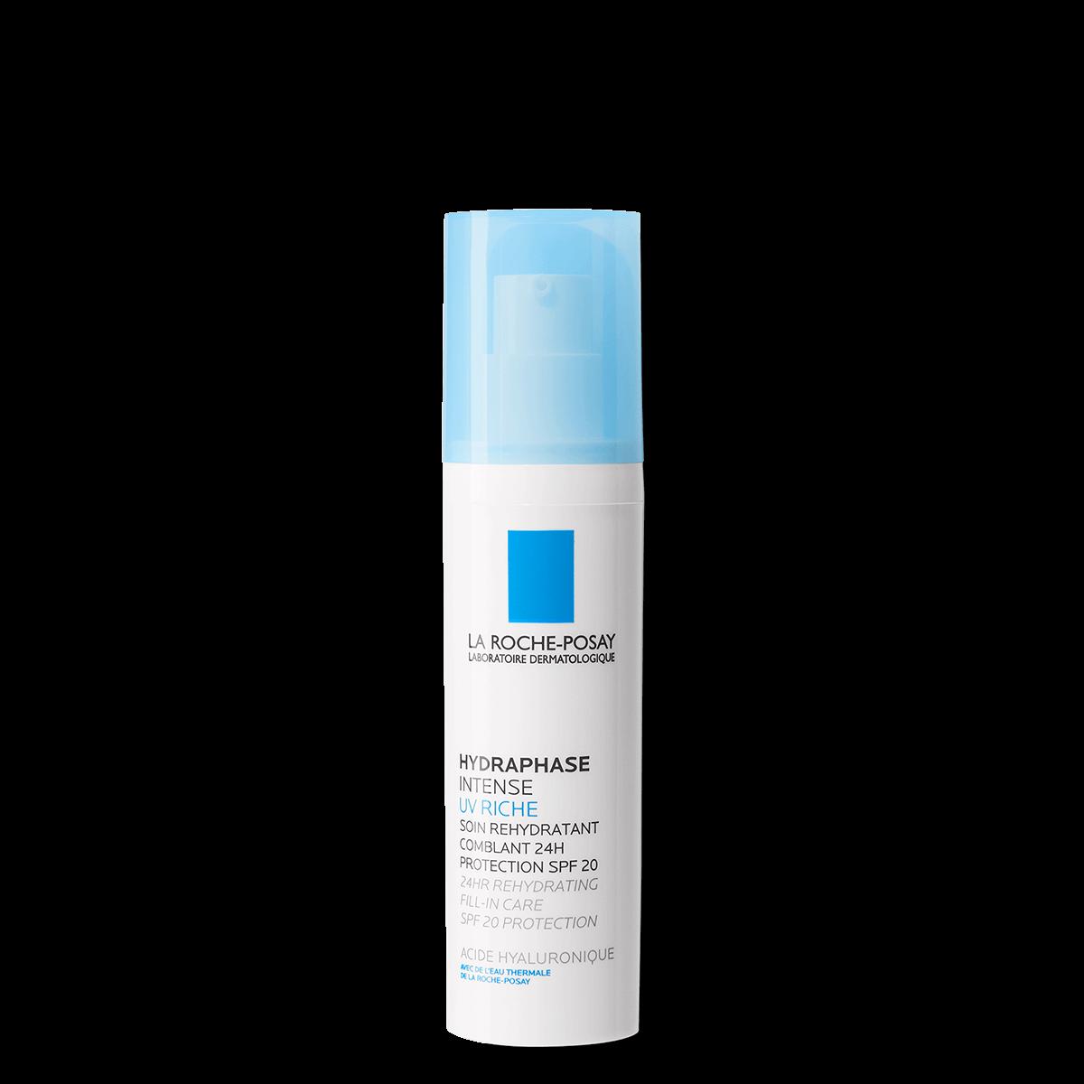 La Roche Posay ProduktSide Hydraphase UV Intens Fed Spf20 50ml 33378