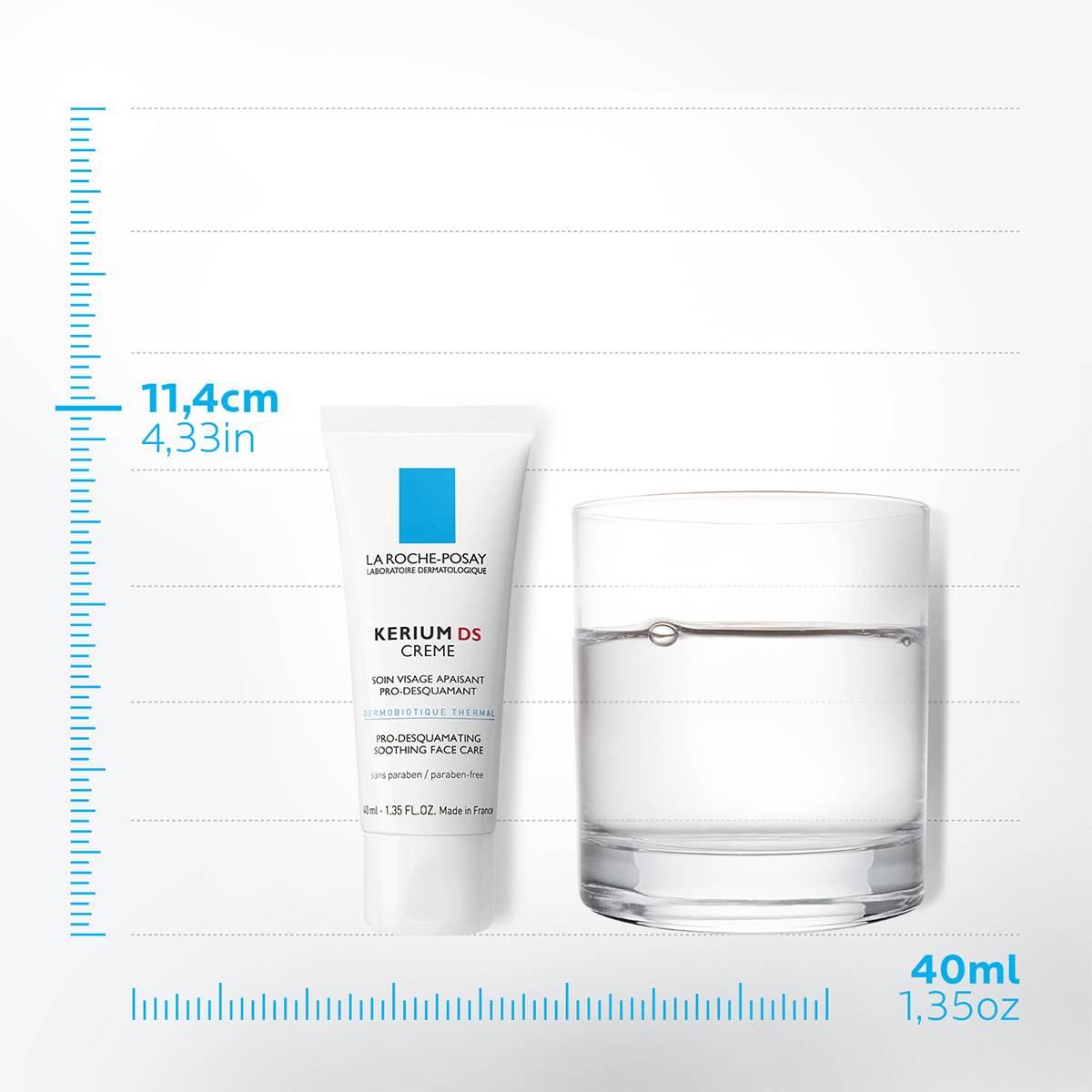 La Roche Posay ProduktSide Kerium DS Ansigtscreme 40ml 3337872411793