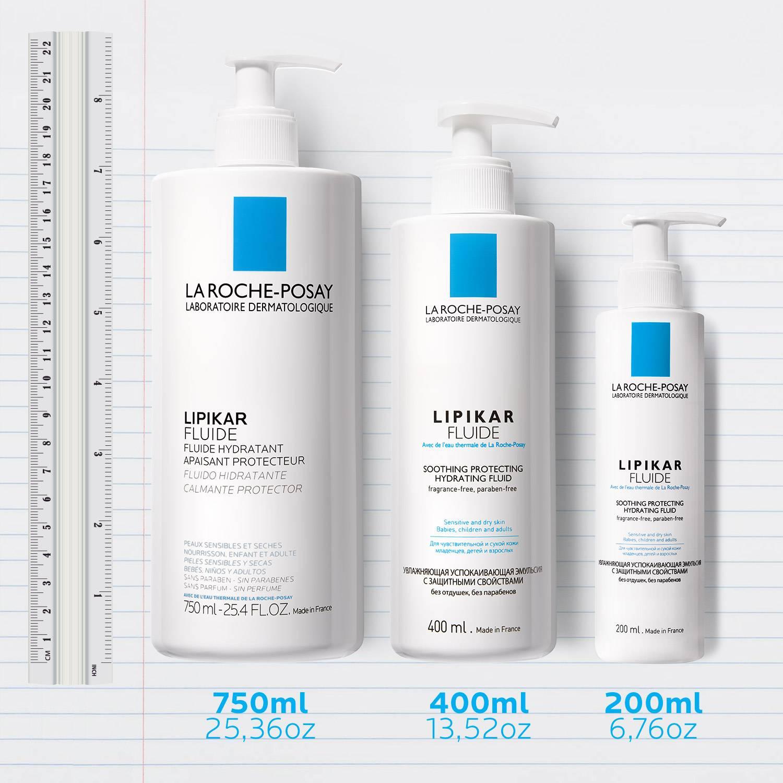 La Roche Posay ProduktSide Tendens til atopi Lipikar Flydende Familie 3337875451789