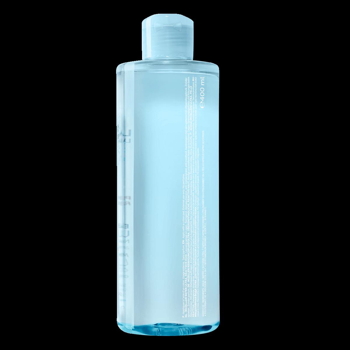 La Roche Posay ProduktSide Ansigtsrens Fysiologisk micellarvand