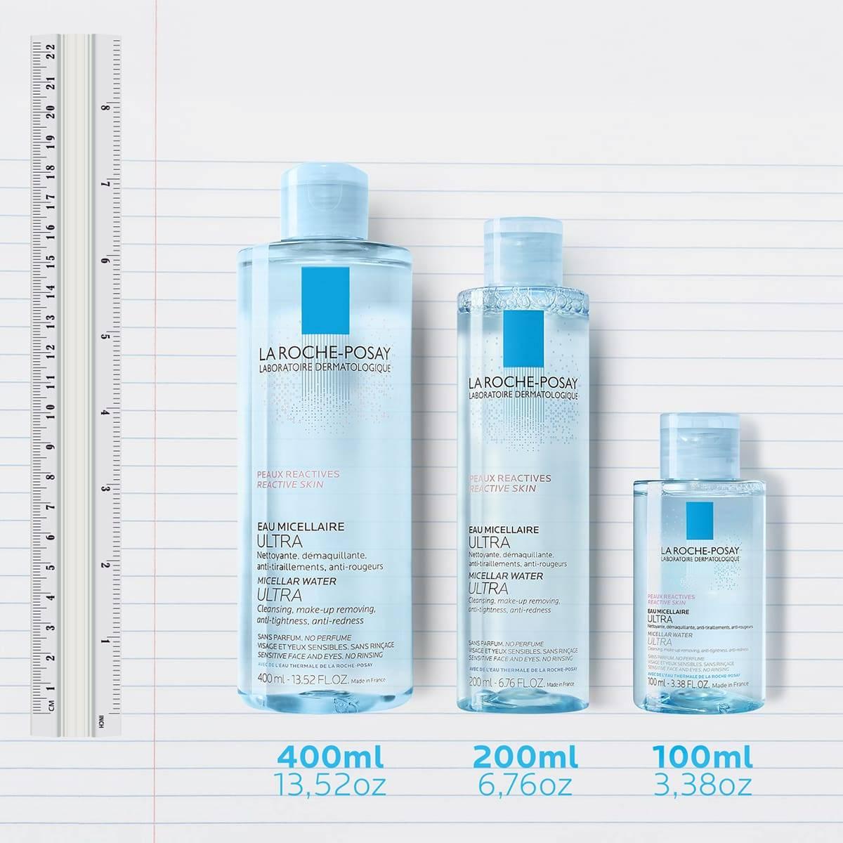 La Roche Posay ProduktSide Micellar Water Ultra Familie 3337875528108 3
