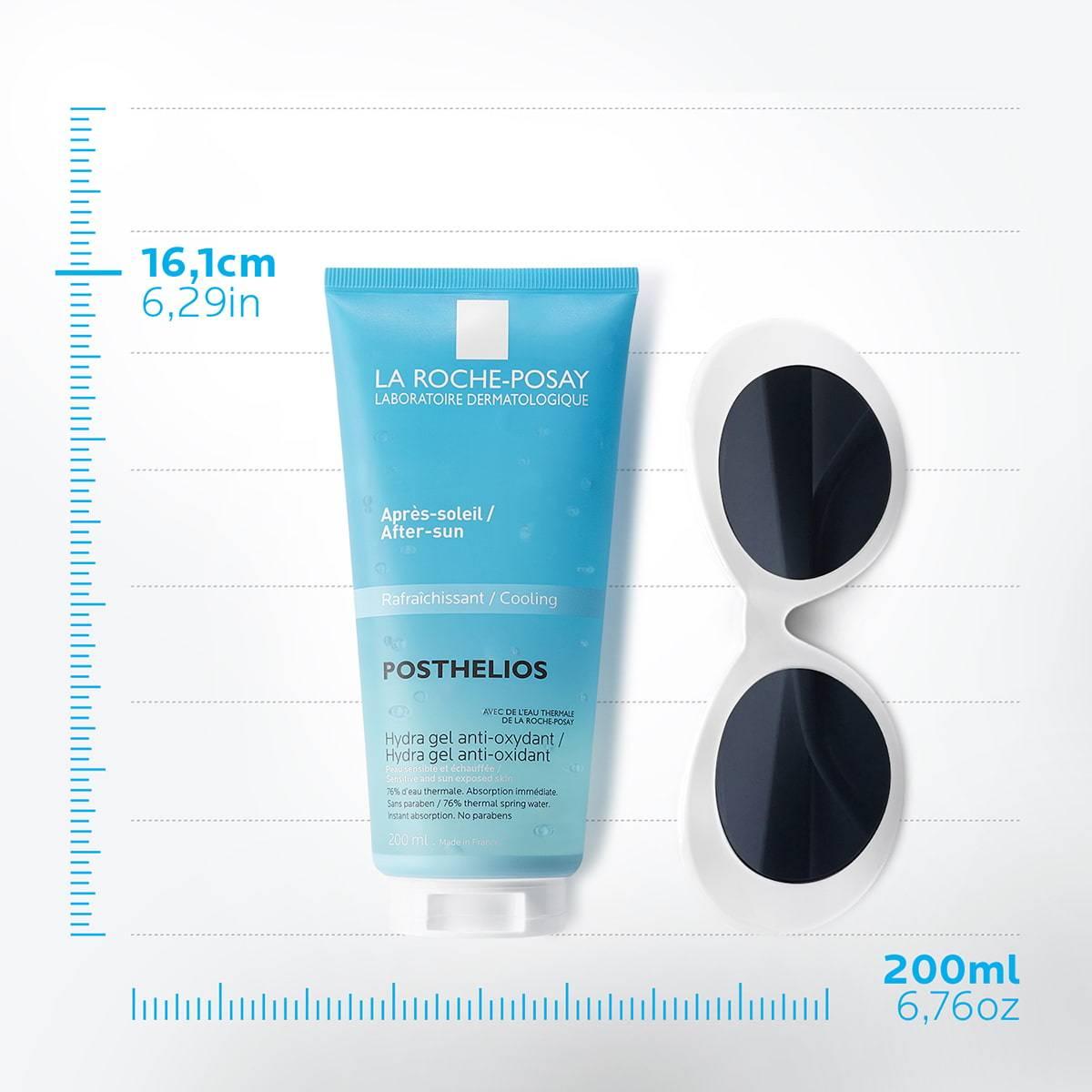 La Roche Posay ProduktSide Eftersun Posthelios Hydragel 200ml 3337875