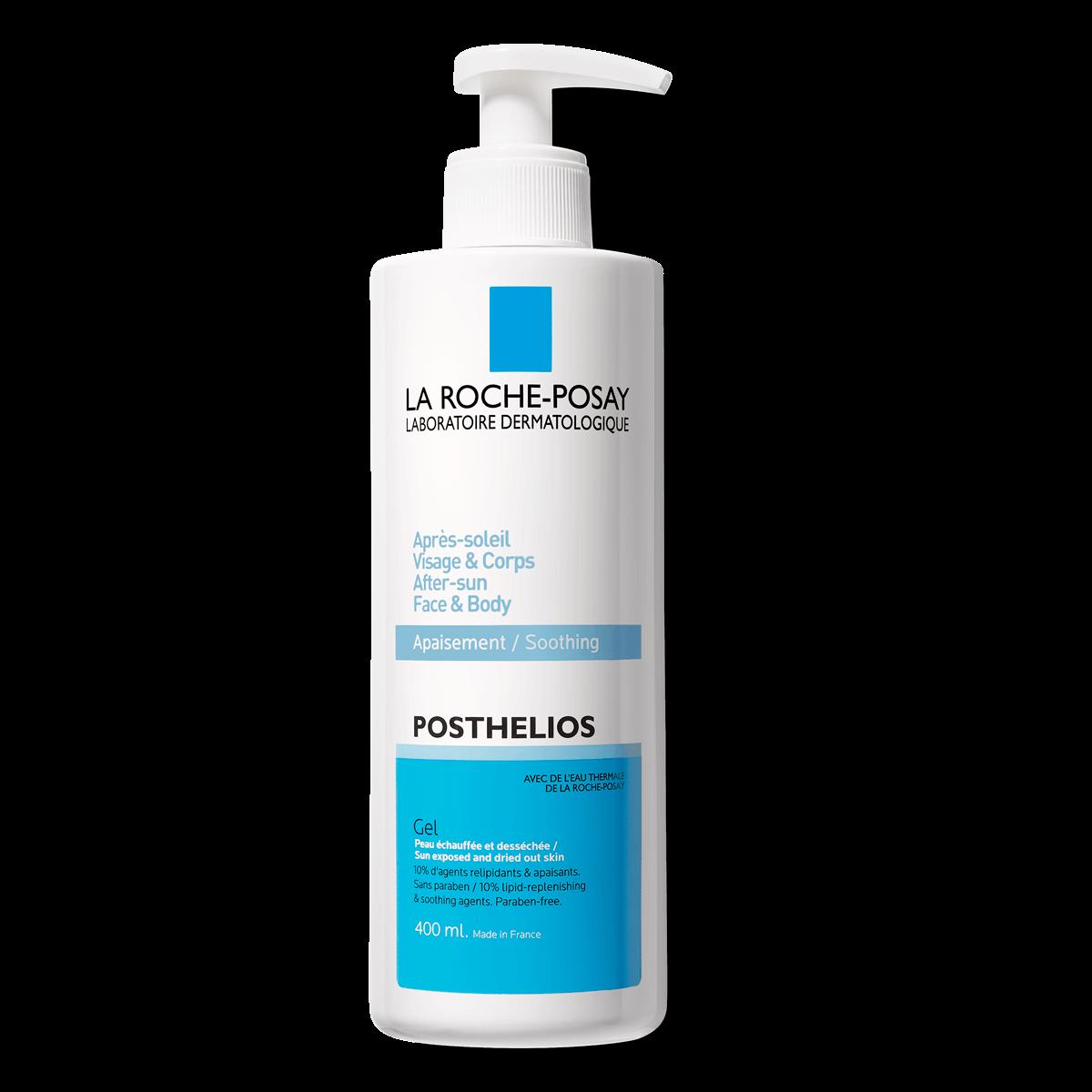 La Roche Posay Efter Sol Posthelios flydende gel 400ml 3337872413513 Fr