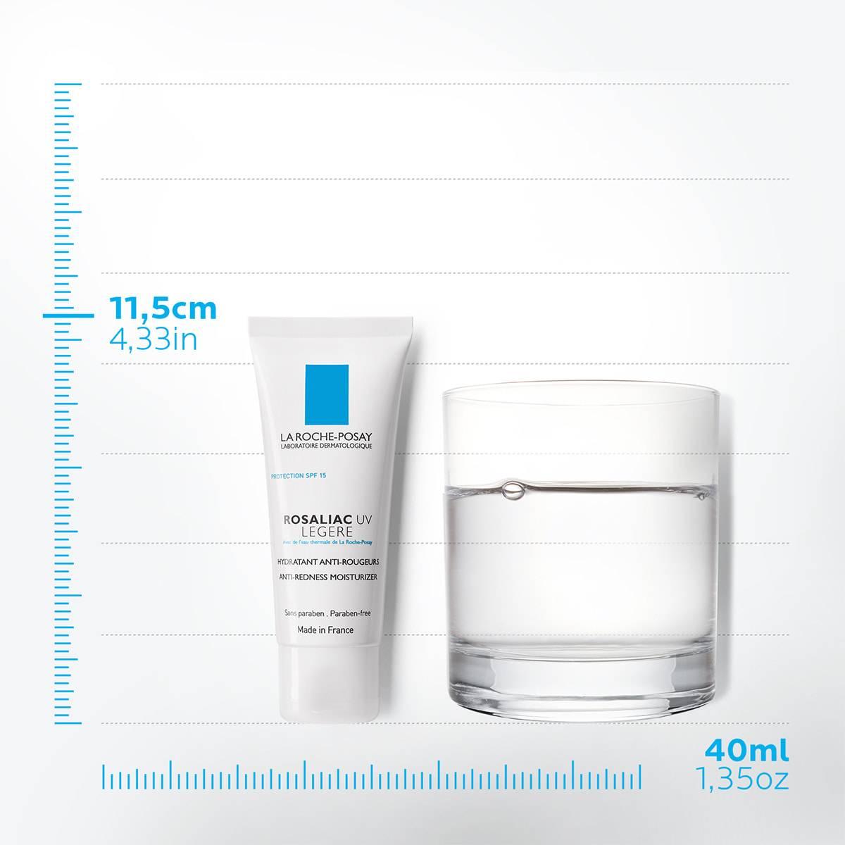 La Roche Posay ProduktSide Ansigtspleje Rosaliac UV Let Spf15 40ml 3337