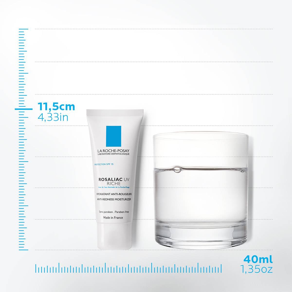 La Roche Posay ProduktSide Ansigtspleje Rosaliac UV Fed Spf15 40ml 33378