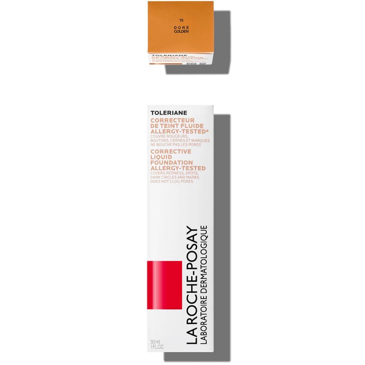 La Roche Posay Sensitiv Toleriane Makeup KORRIGERENDE FLYDENDE FOUNDATION