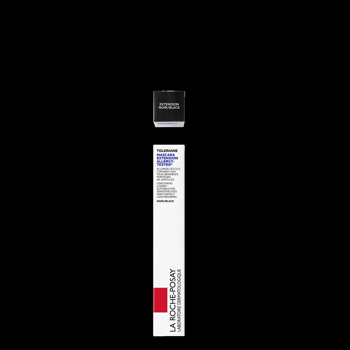 La Roche Posay Sensitiv Toleriane Makeup FORLÆNGENDE MASCARA Sort 333