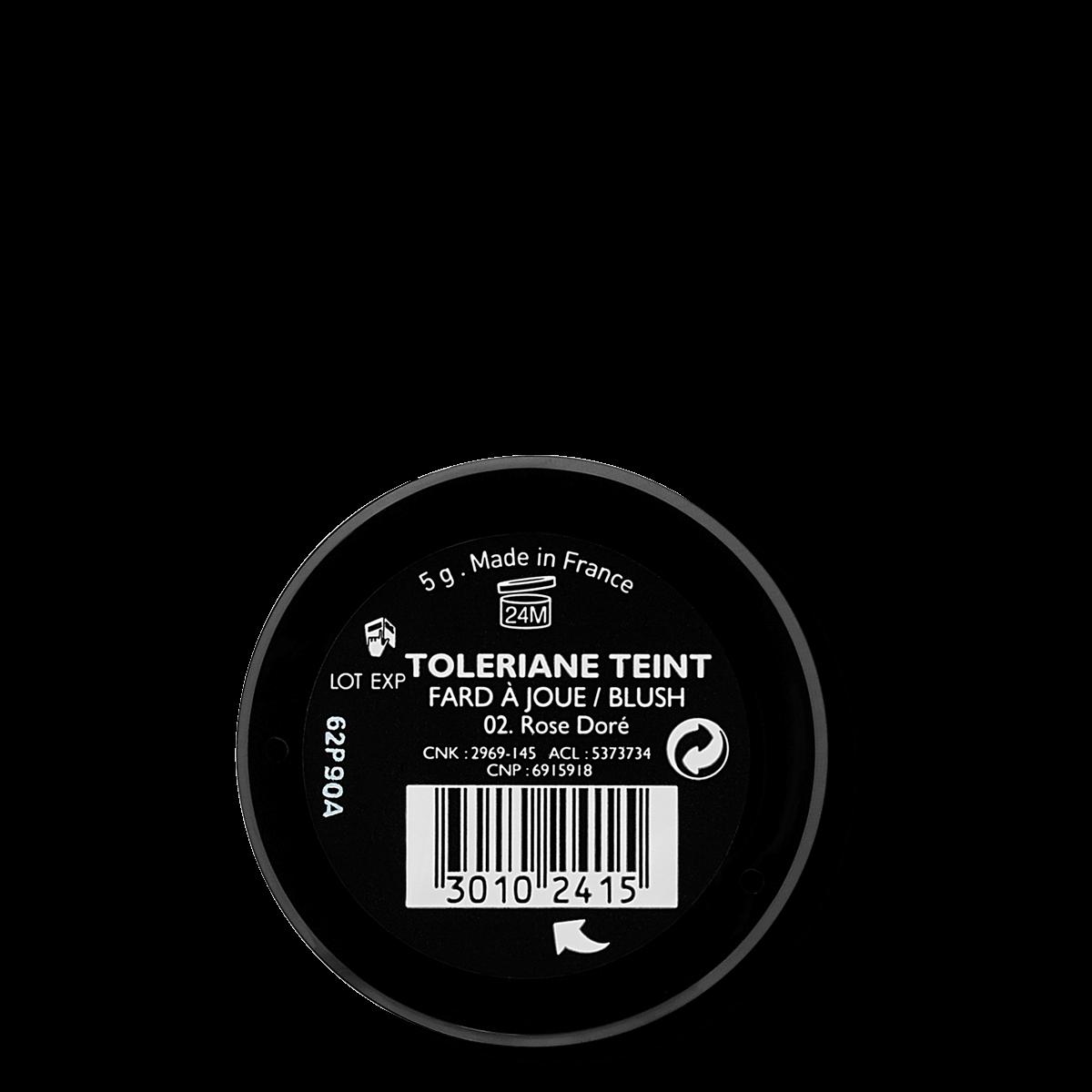 La Roche Posay Sensitiv Toleriane Makeup BLUSH GyldenPink 30102415 B