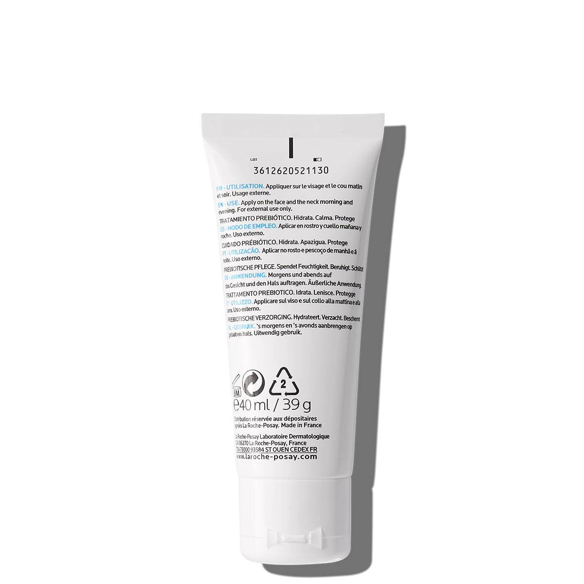 La Roche Posay ProduktSide Sensitiv Tendens til allergi Toleriane Sensitiv Preb