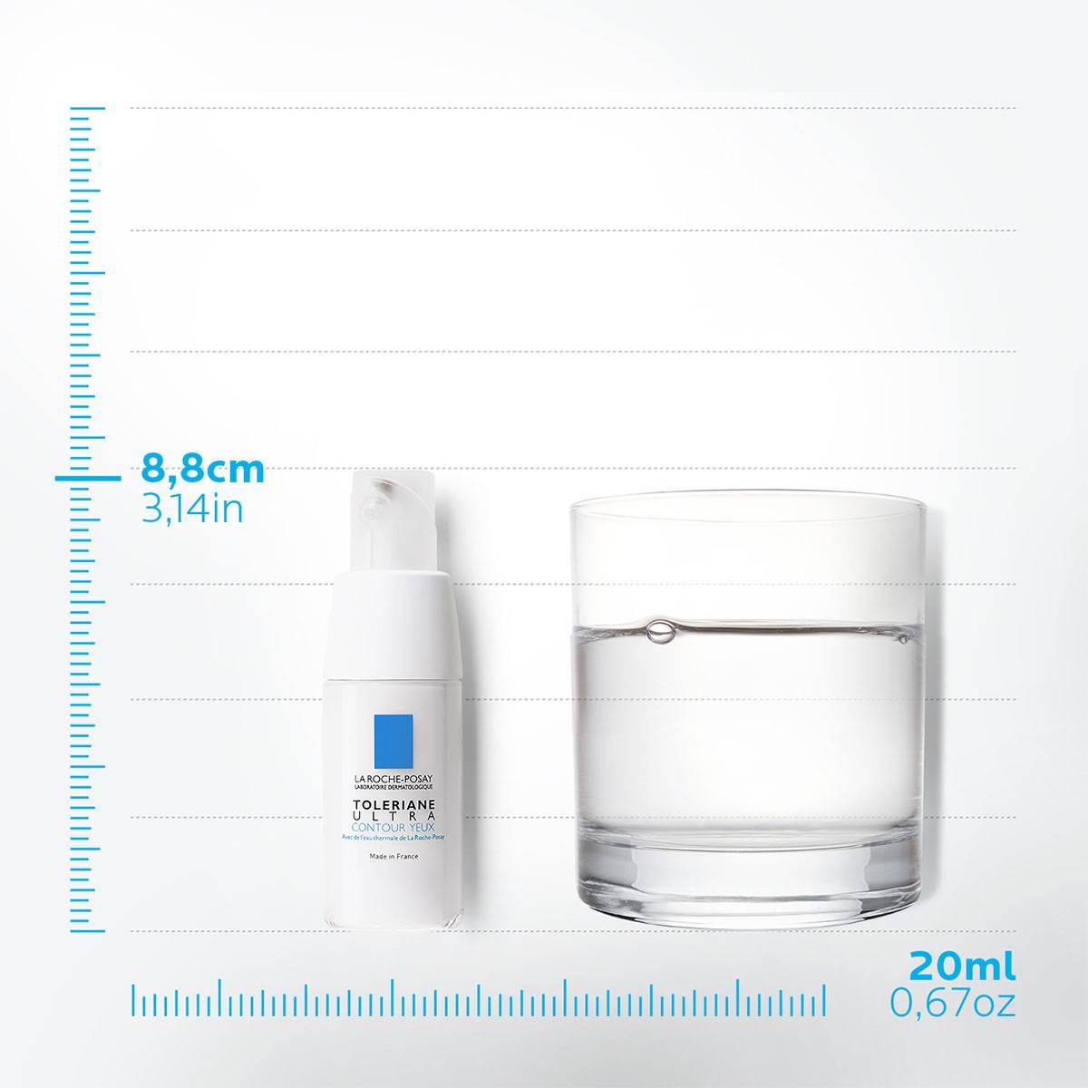 La Roche Posay ProduktSide Toleriane Ultra Øjenområde 20ml 3337872419