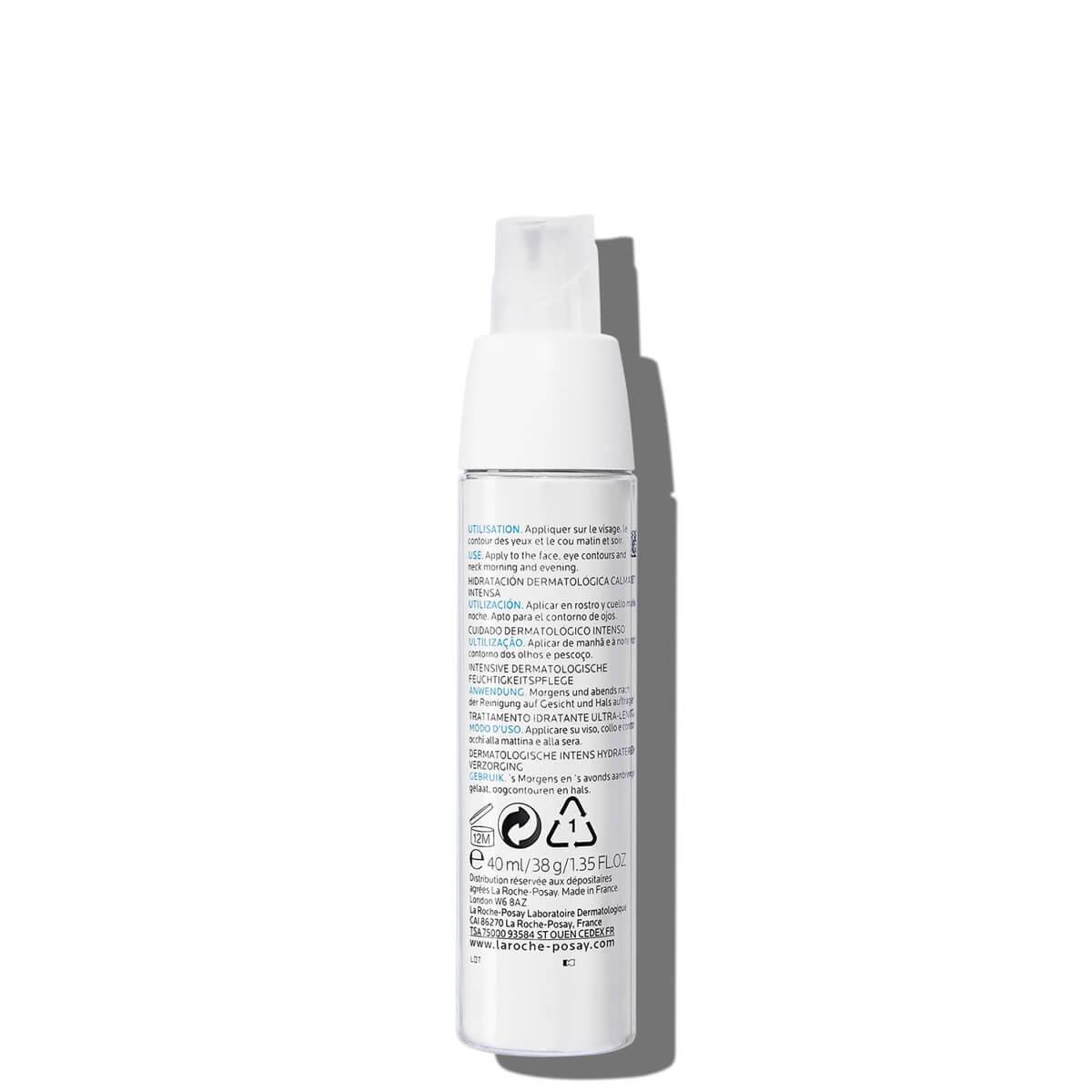 La Roche Posay ProduktSide Sensitiv Tendens til allergi Toleriane Ultra 40ml 333