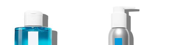 La Roche Posay Hårpleje Kerium-serie sidefod