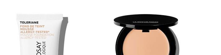 La Roche Posay makeup sortiment sidefod