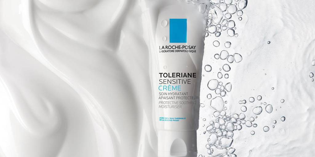 La Roche Posay ProduktSide Sensitiv Tendens til allergi Toleriane Sensitiv Crea